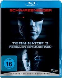 Terminator 3 Blu-ray Disc