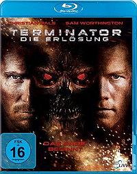Terminator 4 Blu-ray Disc