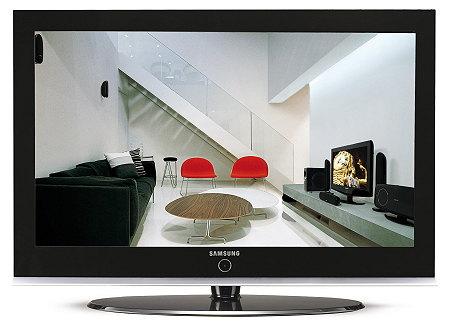 test samsung led backlight lcd tv le 40m91b 1 2. Black Bedroom Furniture Sets. Home Design Ideas