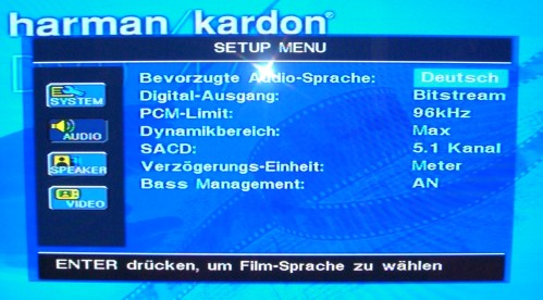 pcm oder bitstream
