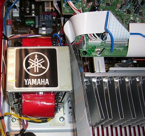 Yamaha Rx Vno Power