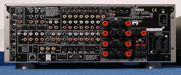 Yamaha Rxa Vs Rx V