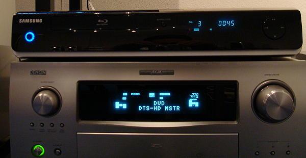 test  samsung blu 2   25 10 2007