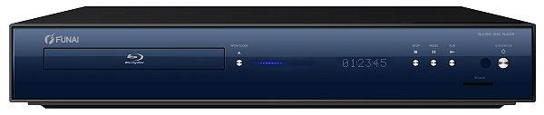 Funai: Details zum Blu-ray Disc-Player B1-M110