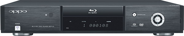 Oppo Blu-ray Disc-Player BDP-83
