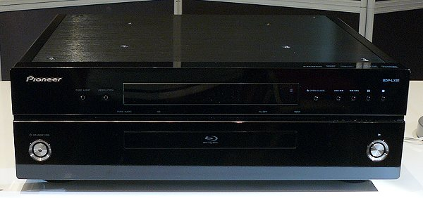 Pioneer stellt vier neue Blu-ray Disc-Player vor ...