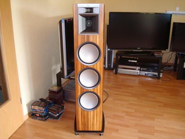 test stereo lautsprecher klipsch palladium. Black Bedroom Furniture Sets. Home Design Ideas
