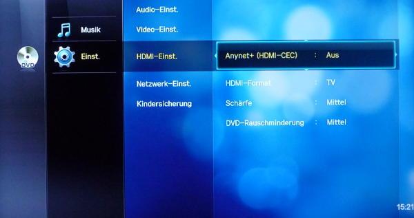 TEST: Blu-ray-Player Samsung BD-P2500