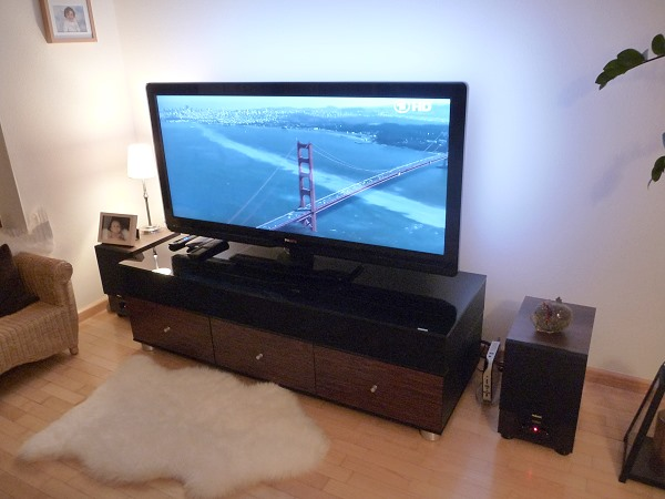 SPECIAL: Spectral Closed Sound mit Philips 21:9-LCD/Denon ...