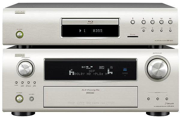 neue denon blu ray disc receiver kombi area dvd. Black Bedroom Furniture Sets. Home Design Ideas