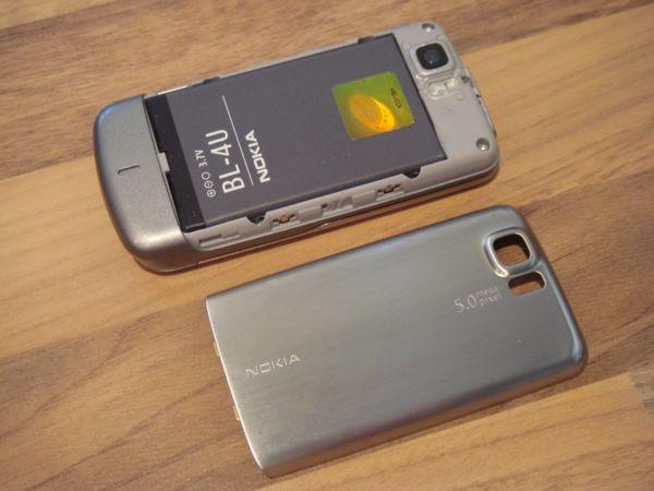 TEST: Mobiltelefon Nokia 6600i Slide