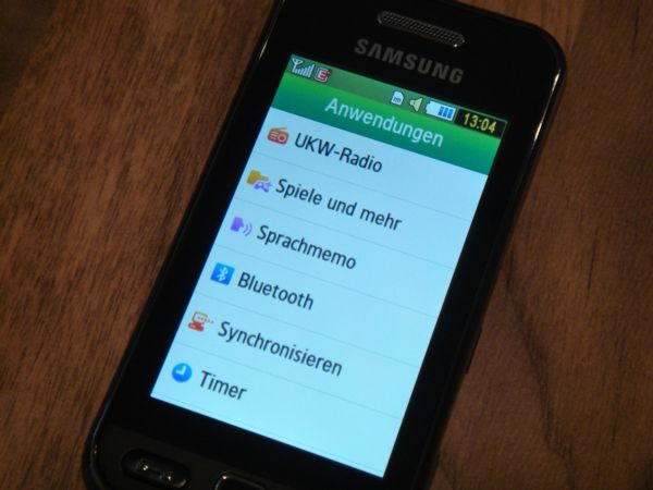 whatsapp for samsung s5230