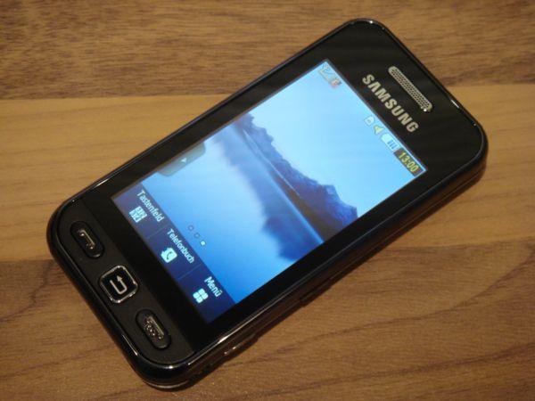 Samsung Gt-s5230 Schwarz Test Samsung Gt-s5230