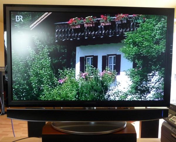 test 42 zoll full hd lcd grundig vision 9 42 9870. Black Bedroom Furniture Sets. Home Design Ideas