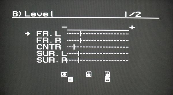 Yamaha Receiver Lip Sync