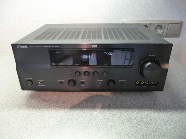 TEST: Yamaha 7.1 AV-Receiver RX-V765