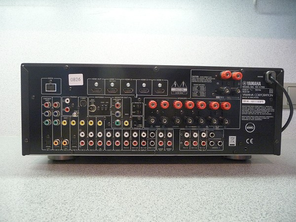 Yamaha Rxv  Ir Remote