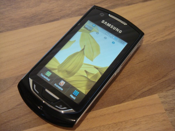 skype pour mobile samsung gt-s5620