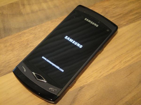 Samsung gt s8500 hard reset - 3