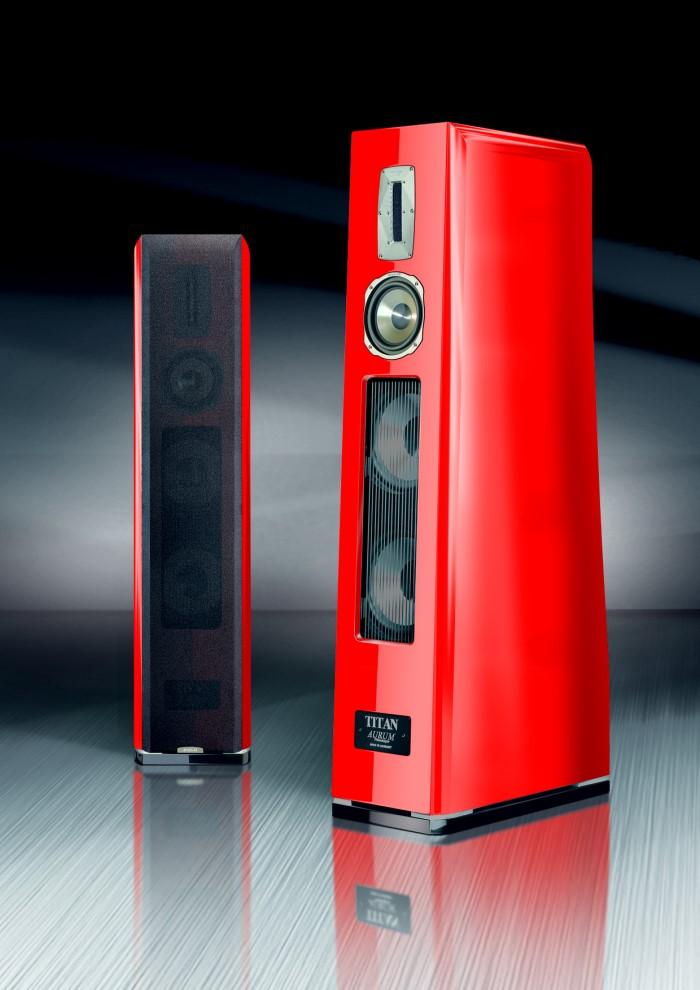 ifa 2011 standrundgang quadral aurum advance acoustic 06. Black Bedroom Furniture Sets. Home Design Ideas