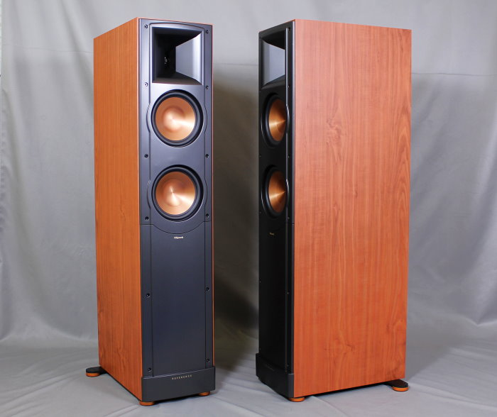 test standlautsprecher klipsch reference rf 62 mkii. Black Bedroom Furniture Sets. Home Design Ideas