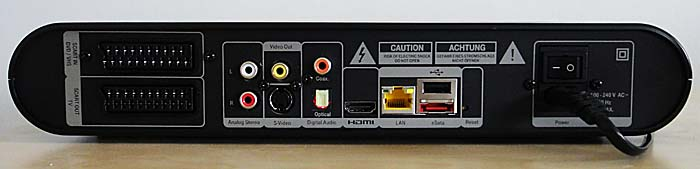 entertainment telekom receiver