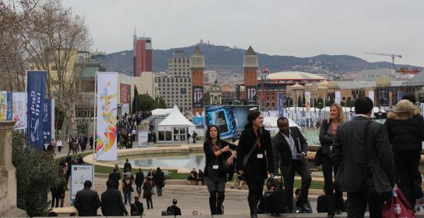 XXL-MESSEBERICHT: AREA DVD auf dem Mobile World Congress ...