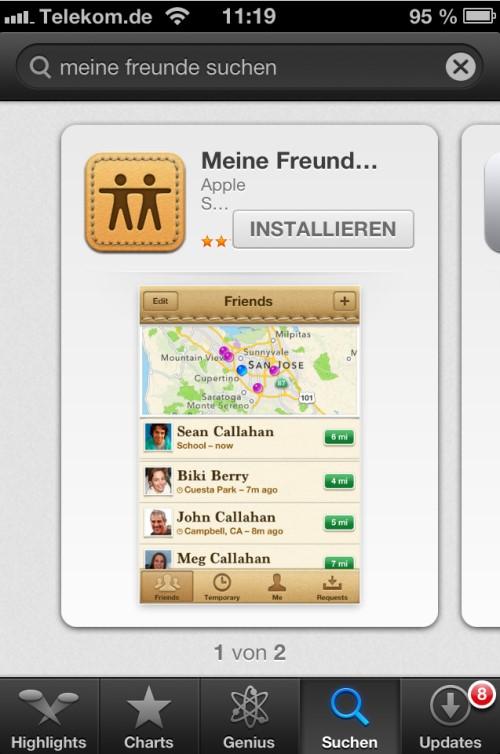 Does not App Freunde Kennenlernen your neighborhood