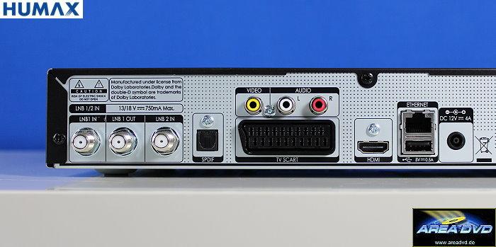 test humax icord mini flexibler satelliten receiver f r hohe anspr che. Black Bedroom Furniture Sets. Home Design Ideas