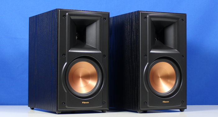 test klipsch regallautsprecher reference rb 51 ii. Black Bedroom Furniture Sets. Home Design Ideas