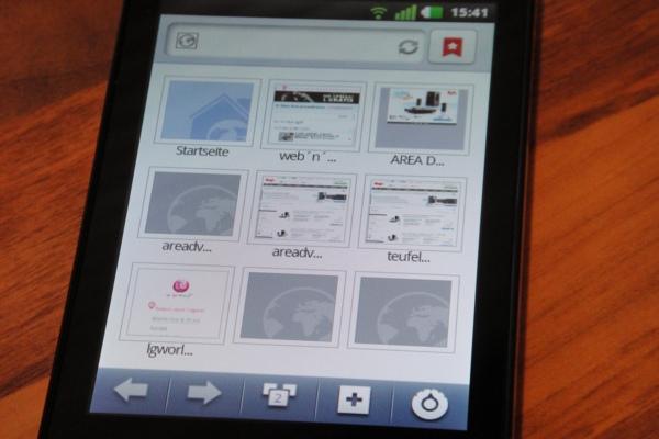 TEST: Mobiltelefon LG Optimus HUB
