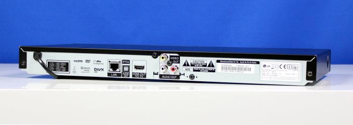 Test Lg 3d Blu Ray Player Bp420 Abspiel Ass F 252 R Kleines