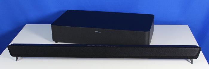 test medion life p69042 2 1 tv soundbar mit aktivem kabellosem subwoofer. Black Bedroom Furniture Sets. Home Design Ideas