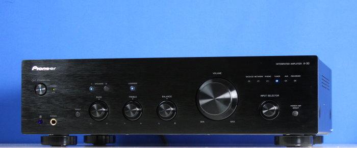 TEST: Pioneer Stereo-Kombination A-30K/N-30K/PD-30K (13.11 ...
