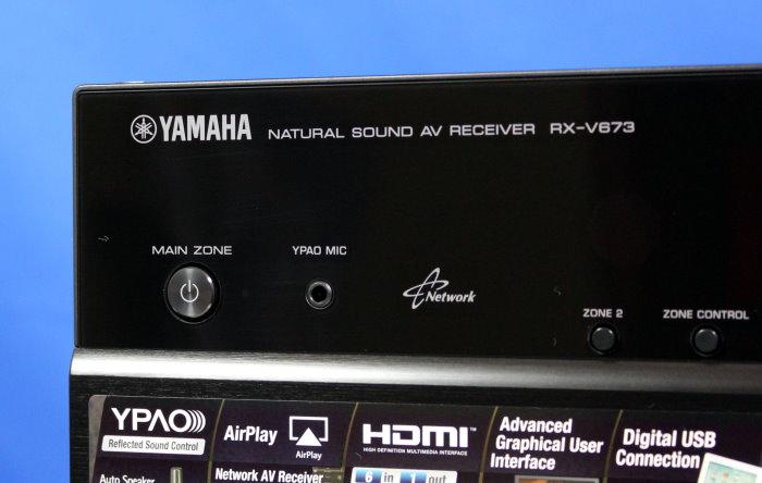 Mac Airplay Yamaha Receiver