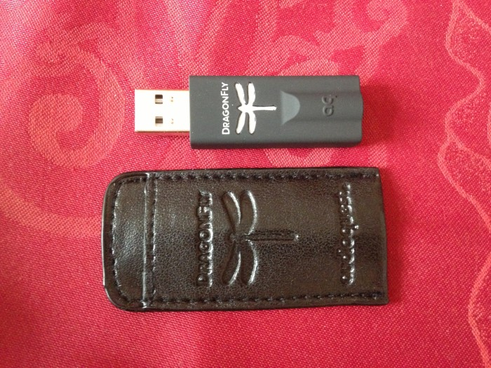 TEST: USB-D/A-Konverter Audioquest Dragonfly ...