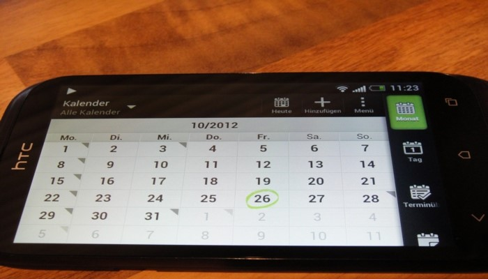 Htc Kalender