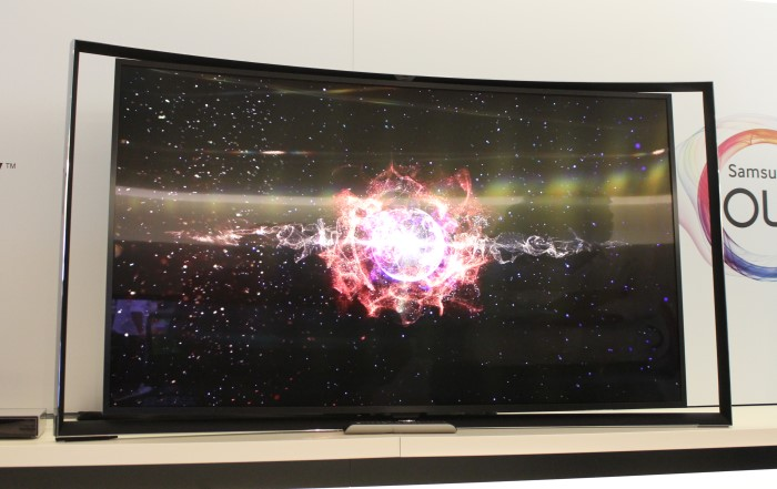 special hands on mit dem neuen samsung oled tv s9c area dvd. Black Bedroom Furniture Sets. Home Design Ideas