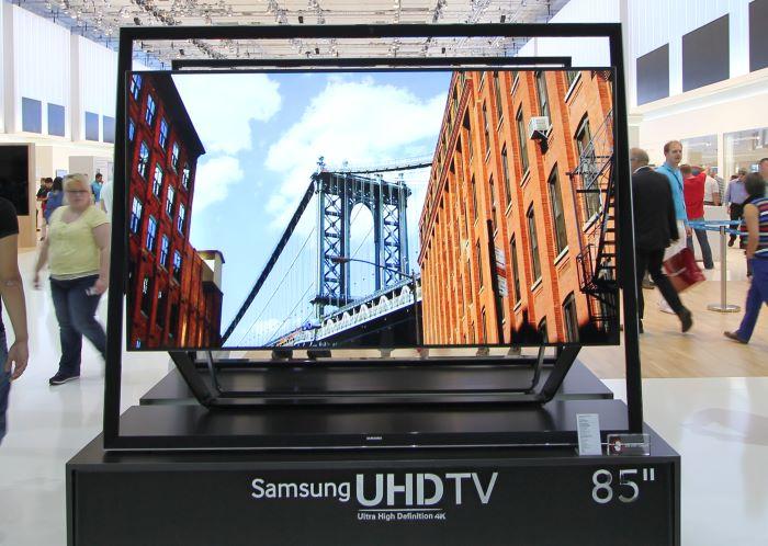 xxl special bersicht ber aktuelle ultra hd 4k tvs area dvd. Black Bedroom Furniture Sets. Home Design Ideas