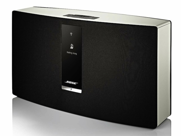 neues soundtouch wi fi music system von bose area dvd. Black Bedroom Furniture Sets. Home Design Ideas