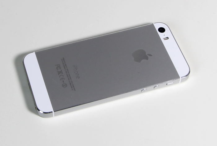 Apple iPhone5S Rueckseite