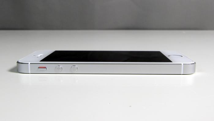 Apple iPhone5S Seitenansicht