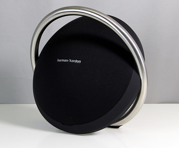test harman kardon onyx design lautsprecher mit bt. Black Bedroom Furniture Sets. Home Design Ideas