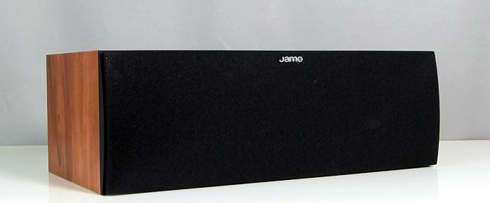 Jamo S 626 HCS S62CEN Front Seitlich1