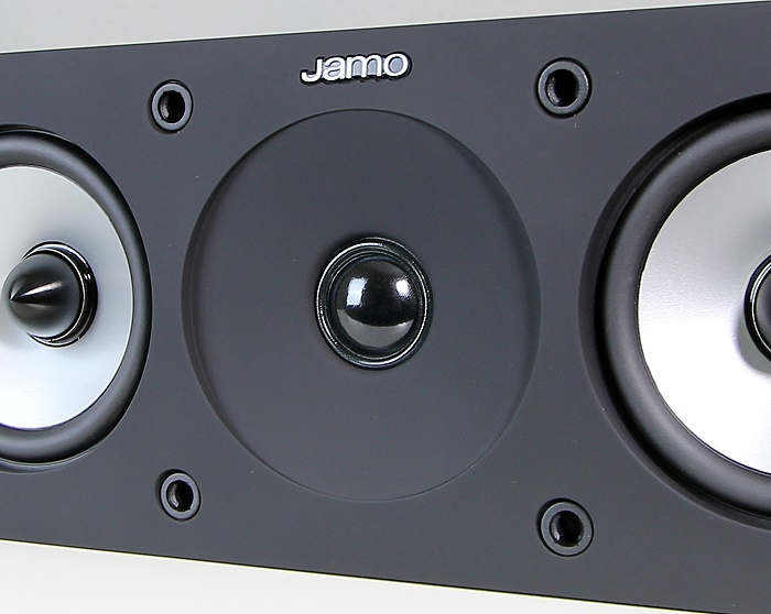 Jamo S 626 HCS S62CEN Hochtoener
