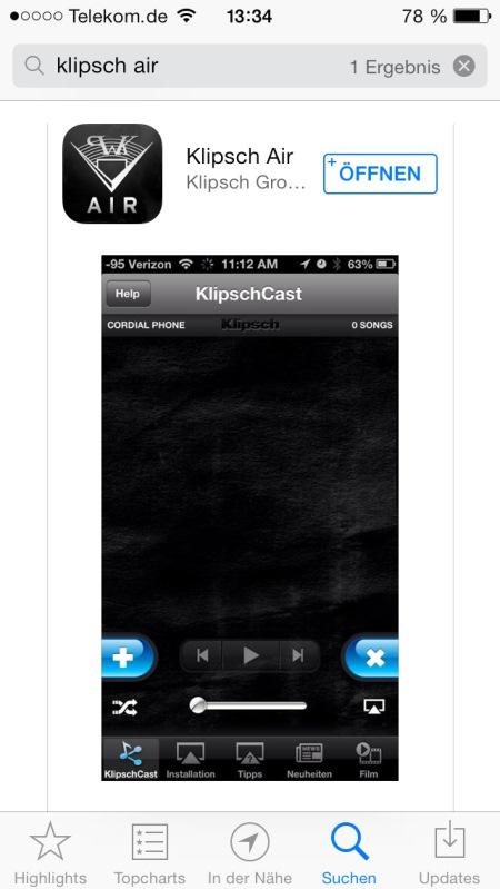 Klipsch Stadium App 1