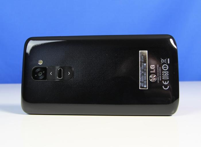 LG G2 Rueckseite