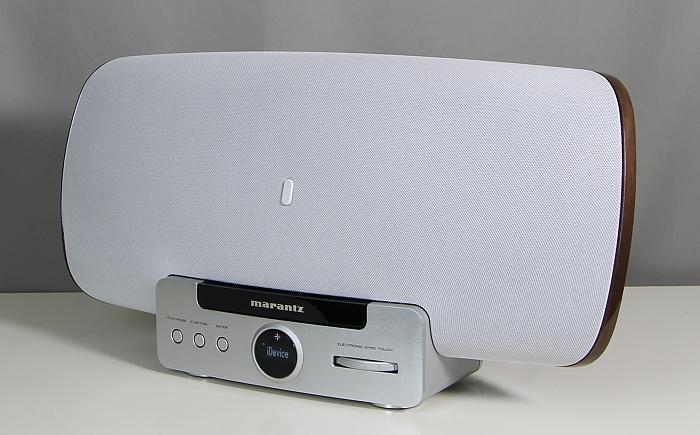 Marantz Consolette MS7000 Front Seitlich1