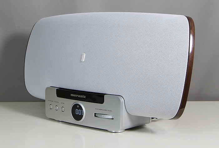 Marantz Consolette MS7000 Front Seitlich3