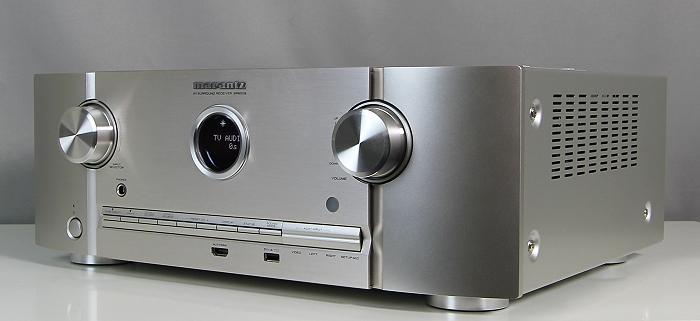 Marantz SR6008 Front Seitlich2